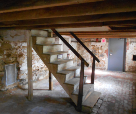 basement repair parma